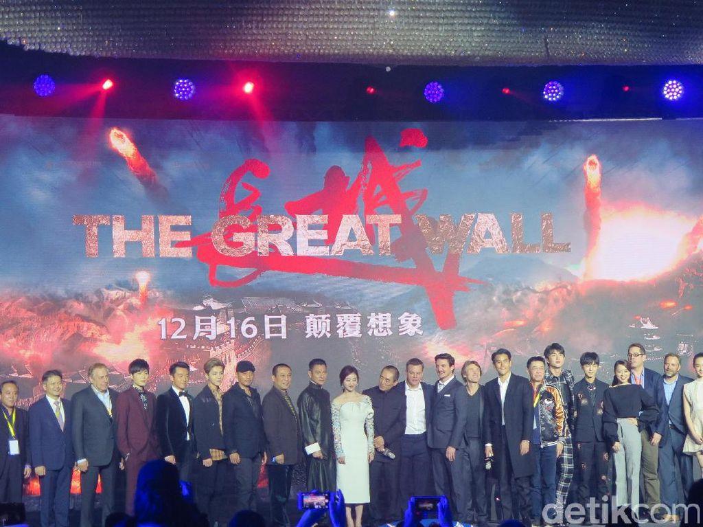 Kisah Monster di Balik The Great Wall