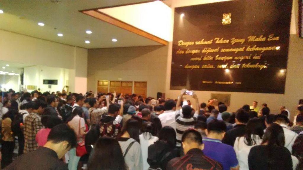 Begini Penjelasan Panitia Kebaktian atas Insiden di Sabuga Bandung