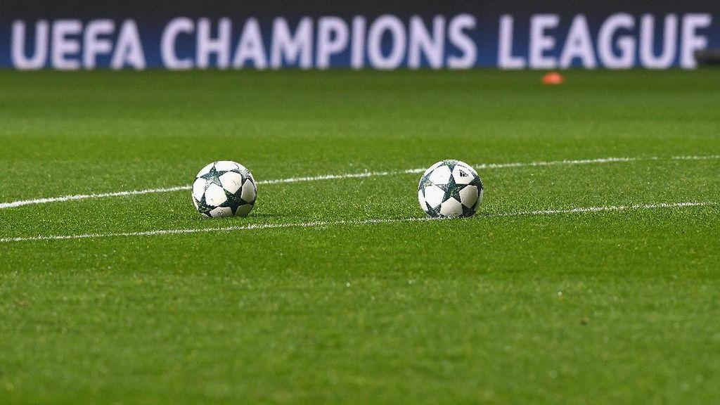 Skenario di Babak 16 Besar Liga Champions
