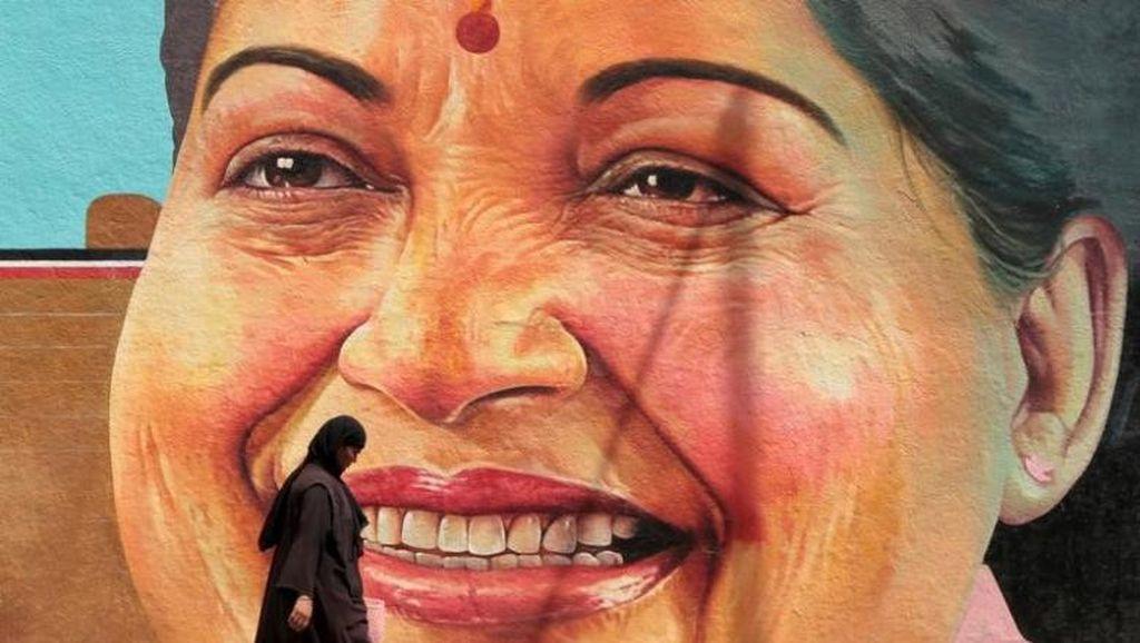 Politikus Wanita Mantan Bintang Film di India Meninggal Dunia