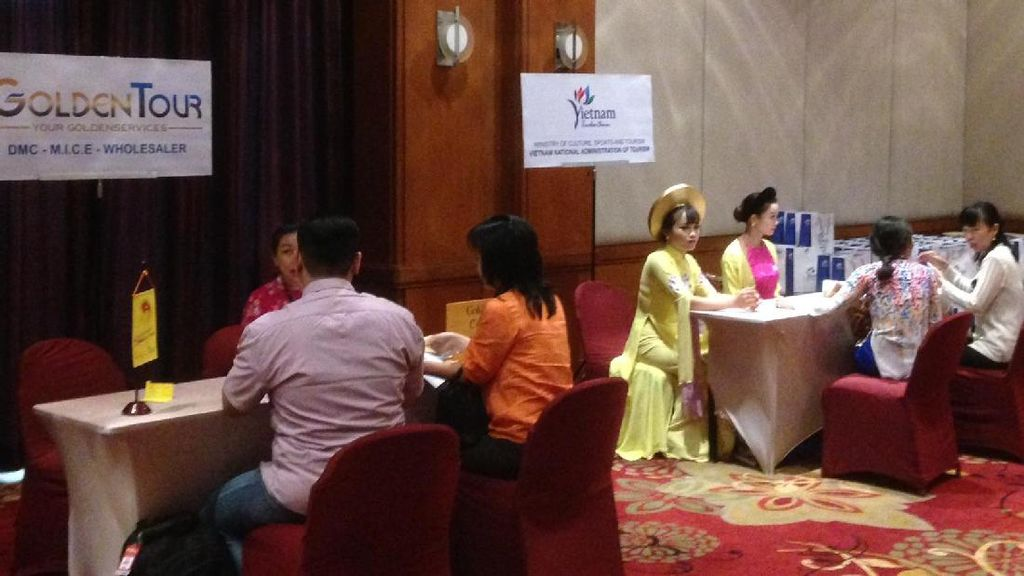 Vietnam Unjuk Gigi Pikat Turis Indonesia