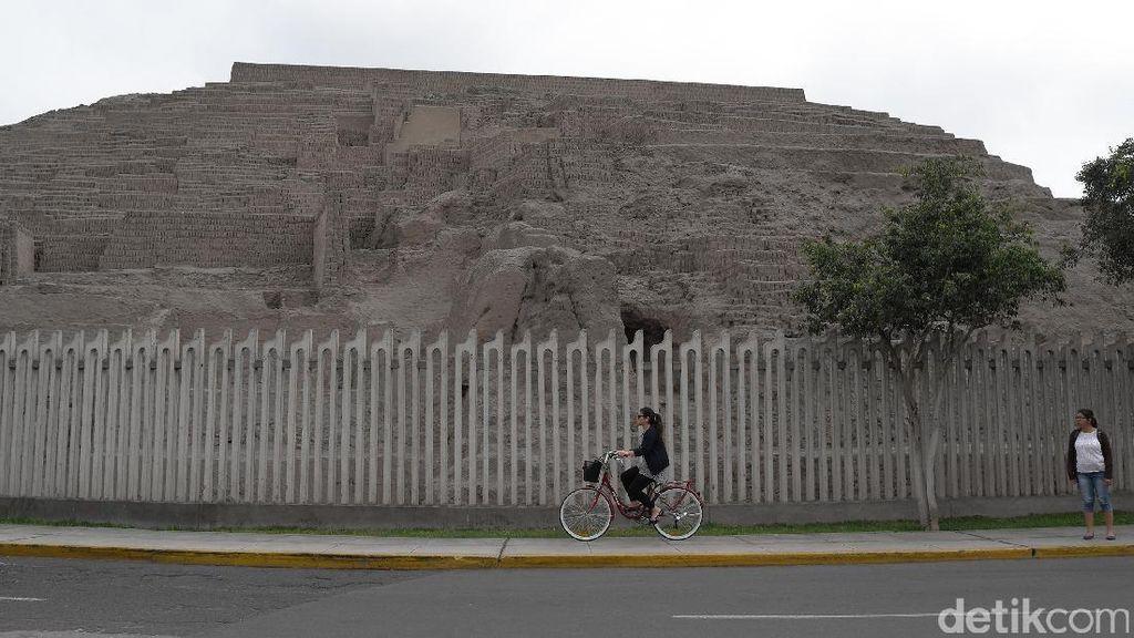 Merinding! Ini Tempat Manusia Dijadikan Tumbal di Peru