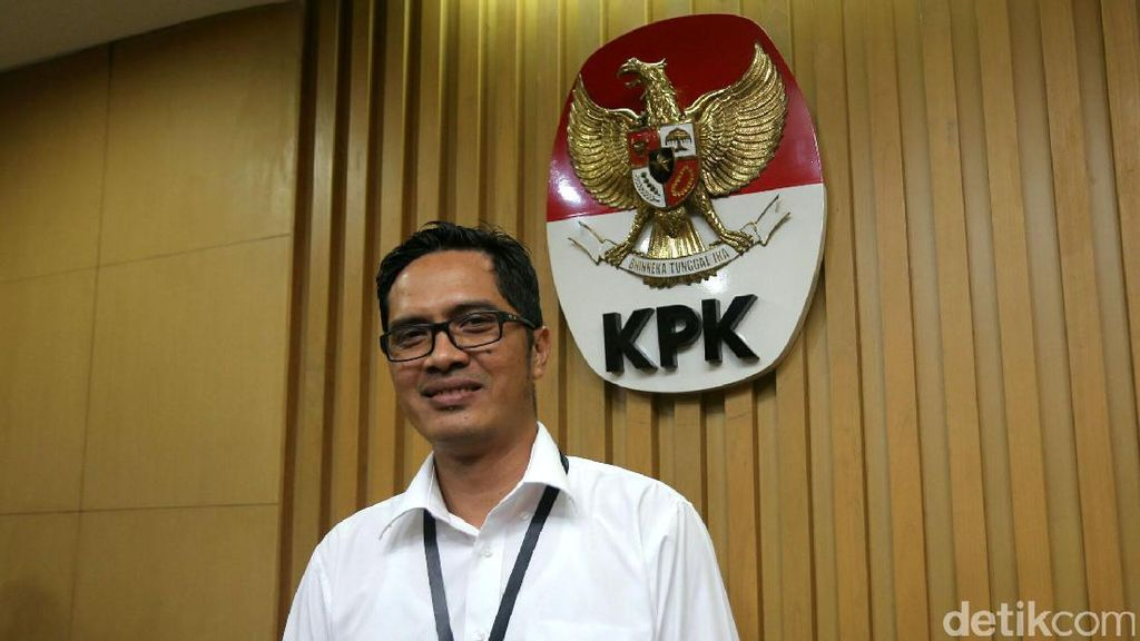 Jadi Jubir KPK, Febri Diansyah Diminta DPR Seperti Johan Budi