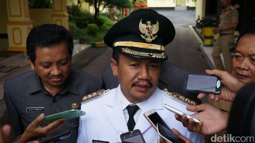 Rumah Sekda Jombang Digeledah KPK, Bupati: Ibu Sekda Berdoa Saja