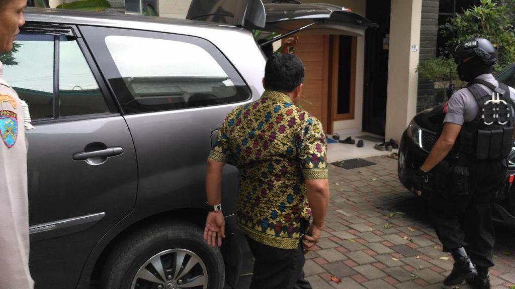 KPK Geledah Rumah di Cimahi, Disebut-sebut Milik Anggota DPR