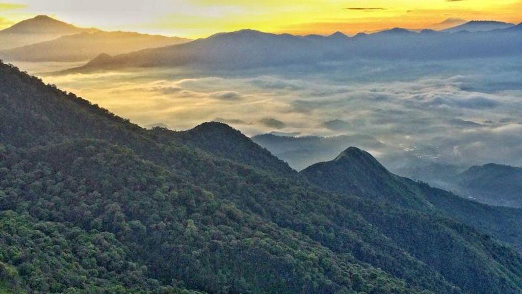 Ini Potret 3 Gunung Cantik di Garut