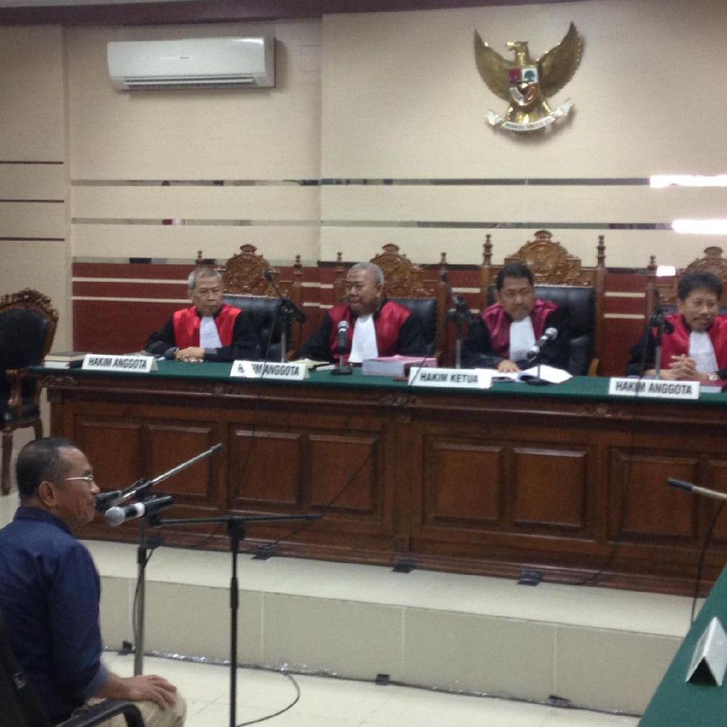 Kasus Aset PT PWU, Jaksa Jerat Dahlan Iskan dengan Pasal Berlapis
