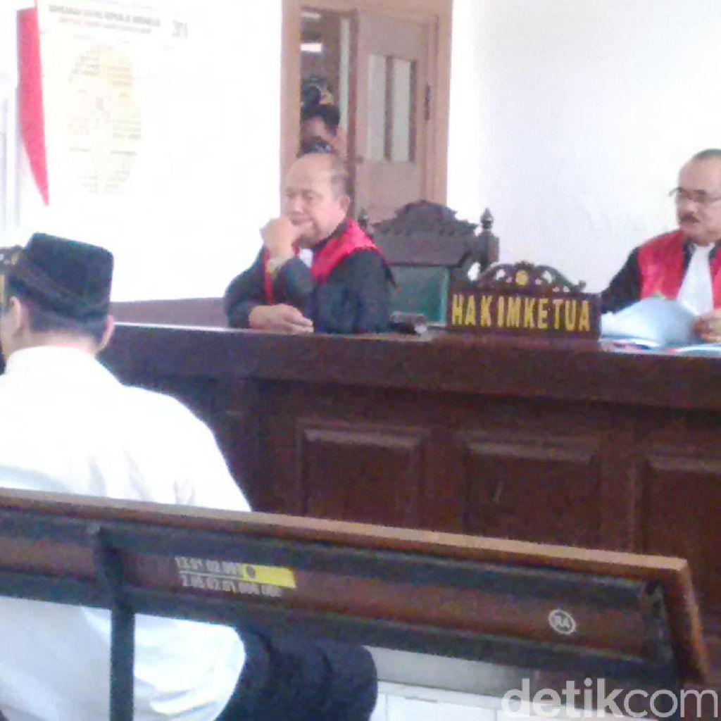 Pengeroyok Anggota Kopassus Pratu Galang hingga Tewas Dituntut 12 Tahun Penjara