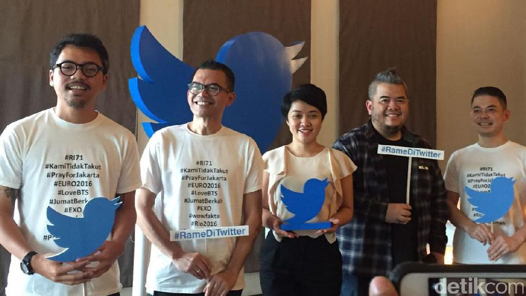 Twitter Makin Fokus Geber Video