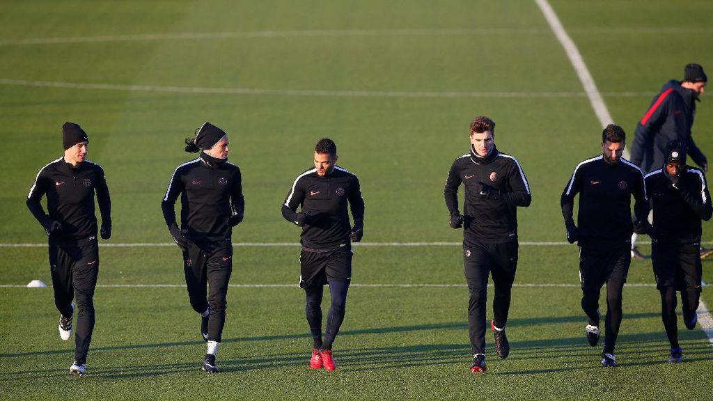 PSG yang Sedang Terluka Ingin Pastikan Posisi Juara Grup