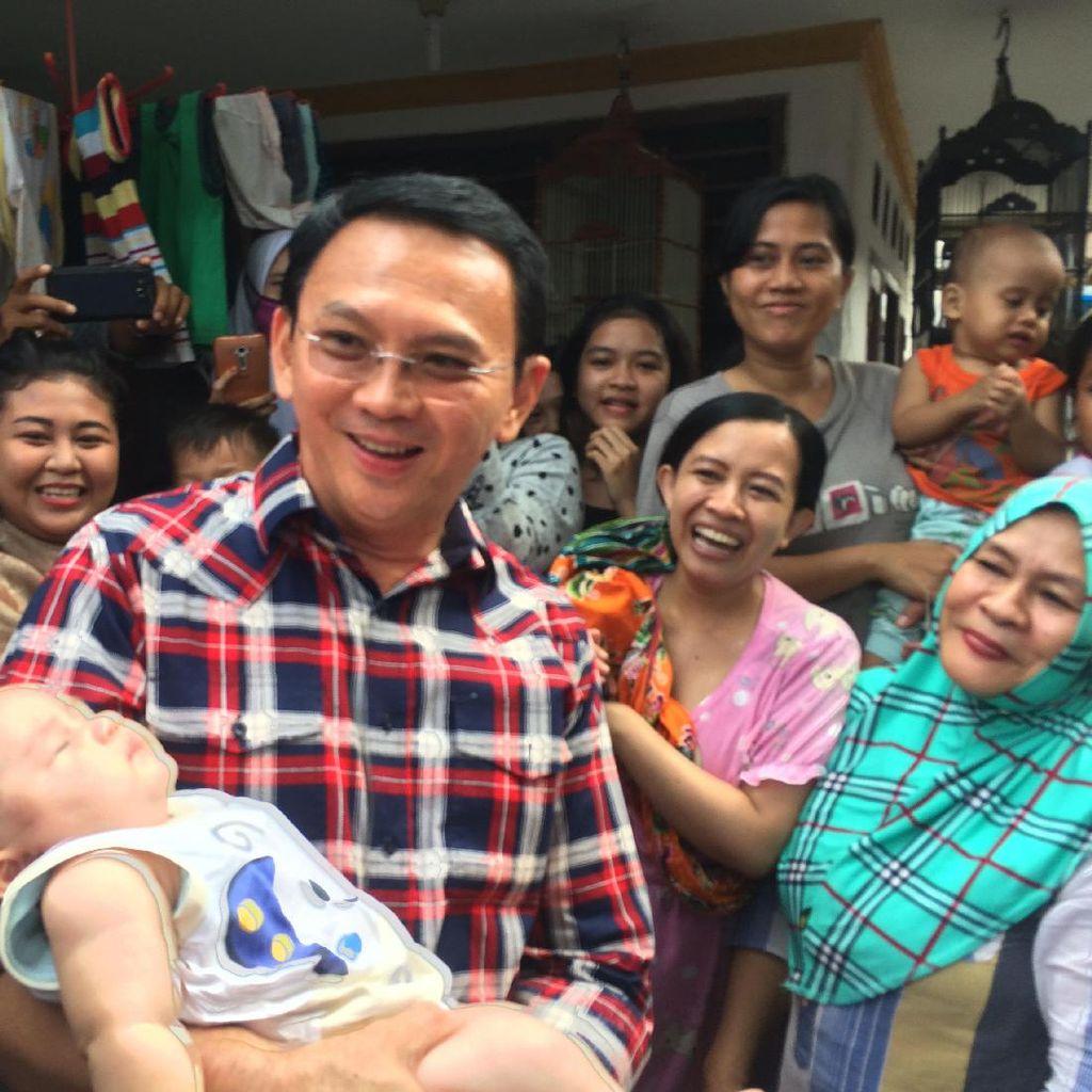 Ahok Janjikan Pembangunan Apartemen Bagi Warga di Wilayah yang Sering Banjir