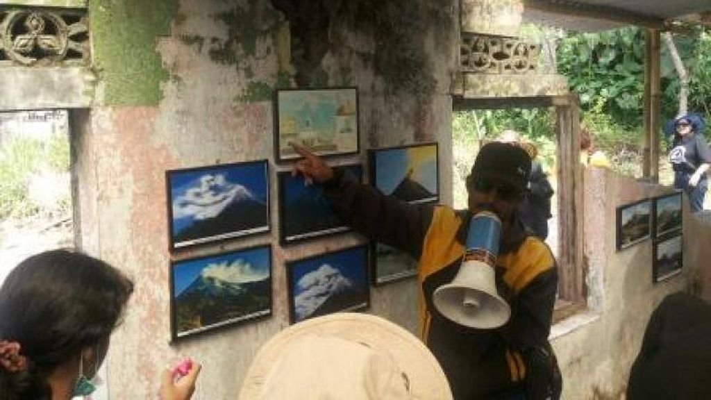 Museum Sisa Hartaku, Kenangan di Balik Bencana Merapi