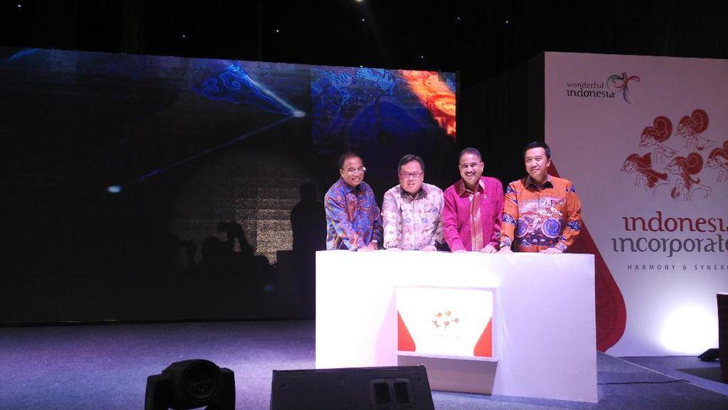 Tahun 2017, Indonesia Bidik 15 Juta Wisman & 265 Juta Wisnus