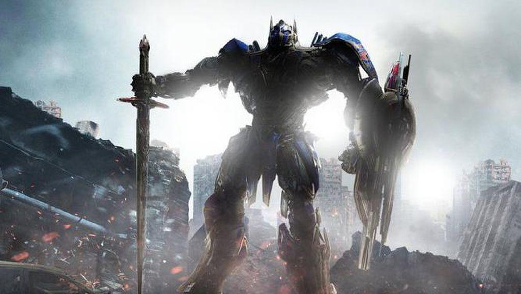 Mengintip Premier Transformers: The Last Knight