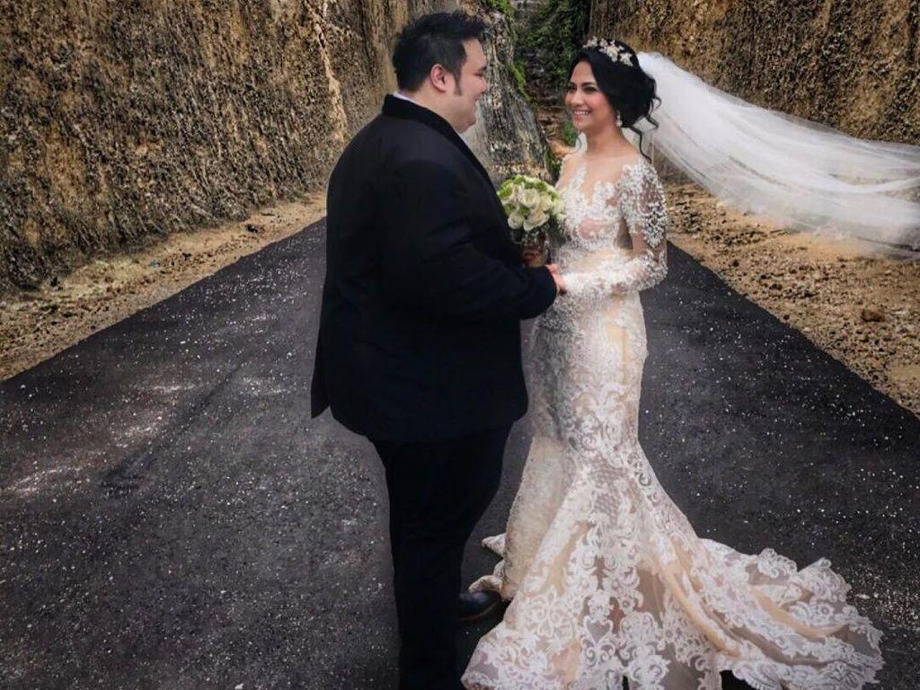 Didi Mahardika dan Vanessa Angel Menikah Pekan Ini?