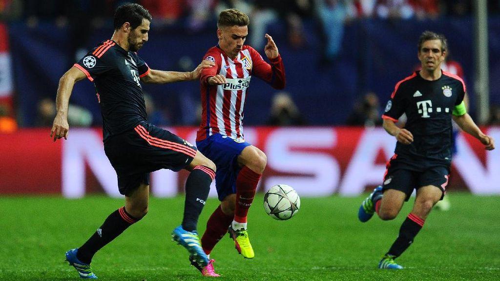Griezmann Tetap Ingin Main Lawan Bayern