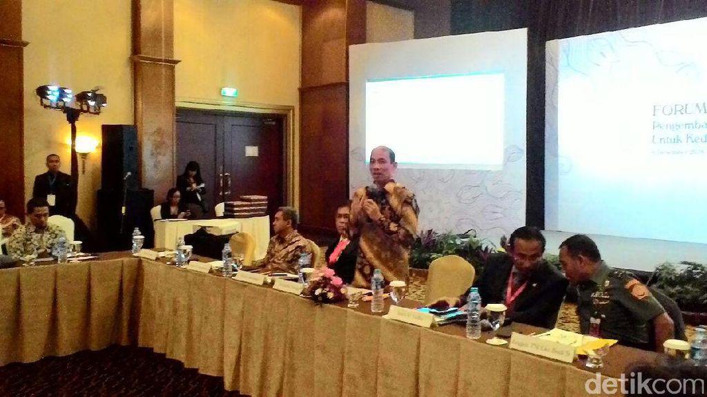 Arcandra: Kontrak Blok East Natuna Seharusnya Diteken 3 Pekan Lalu
