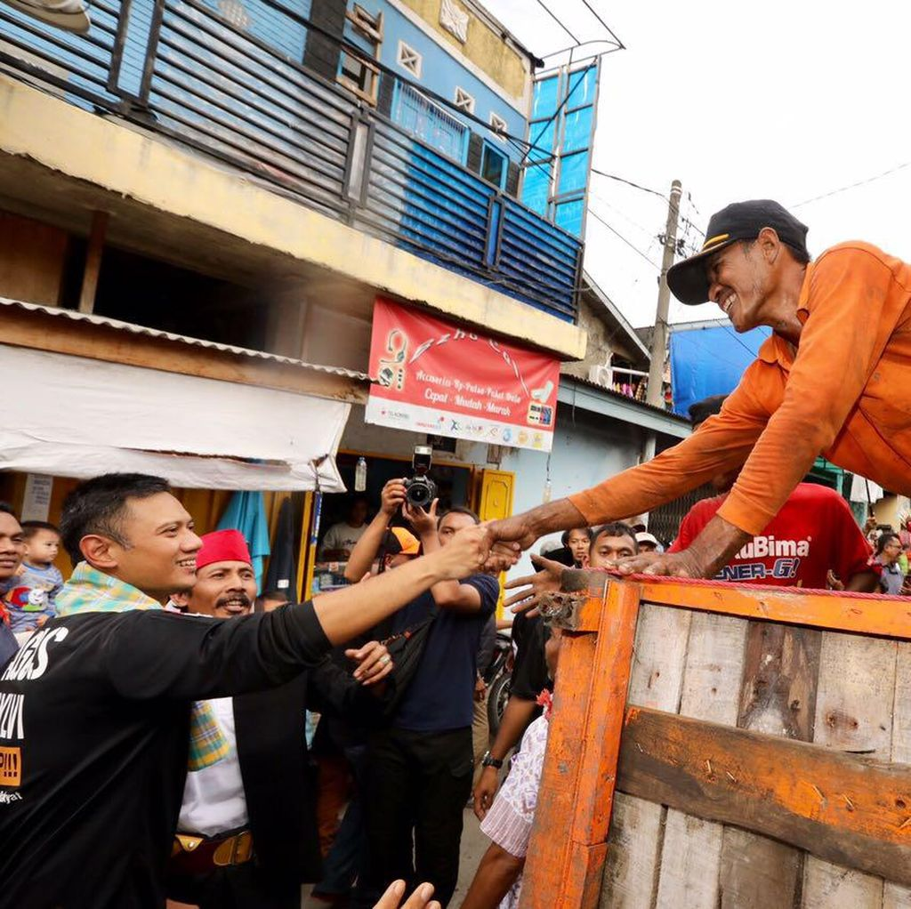 KPU DKI: Agus Yudhoyono Tetap Boleh Kampanyekan Program Rp 1 M Tiap RW