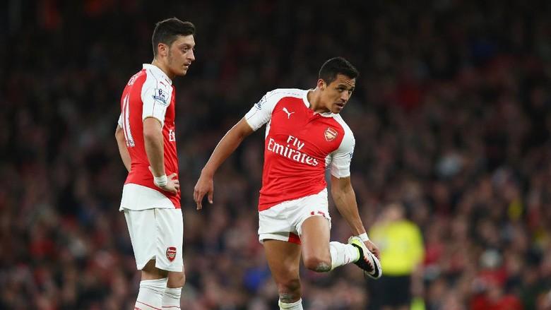 Wenger: Sanchez dan Oezil Bisa Dijual Januari Nanti