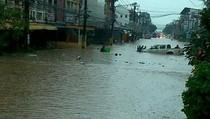 14 Orang Tewas Akibat Banjir Parah di Thailand