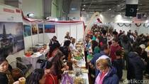 Kuliner Indonesia Laris Manis Diserbu Warga Bulgaria