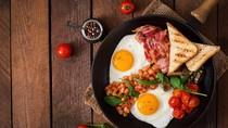 Full English Breakfast yang Dulu Hanya Dinikmati Golongan Atas Inggris Kini Mulai Kurang Populer