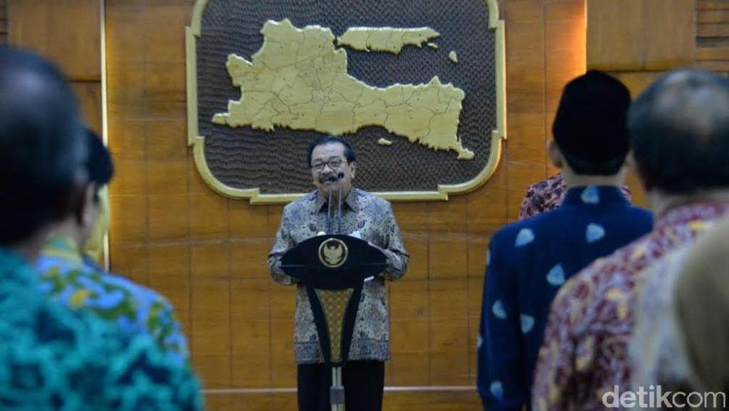 Gubernur Jatim Ingatkan KPID Jangan Lebih Birokratis daripada Birokrasi