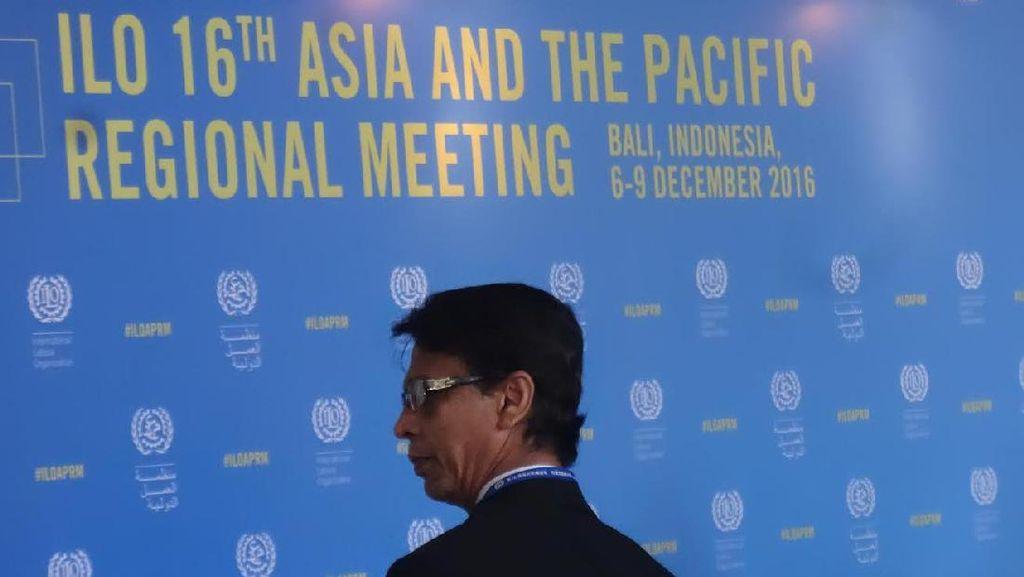 JK akan Buka Pertemuan Buruh se-Asia Pasifik di Bali