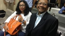 Mahfud MD ke PN Surabaya, Beri Dukungan untuk Dahlan Iskan di Sidang Perdana