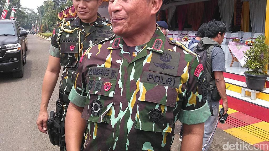 Lantik Kasat Baru, Kapolda Jabar: Korps Brimob Harus Meningkatkan Profesionalisme