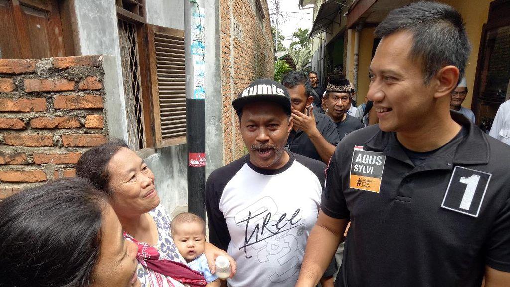 Agus Yudhoyono: Jika Terpilih, Saya akan Tetap Gerilya ke Masyarakat