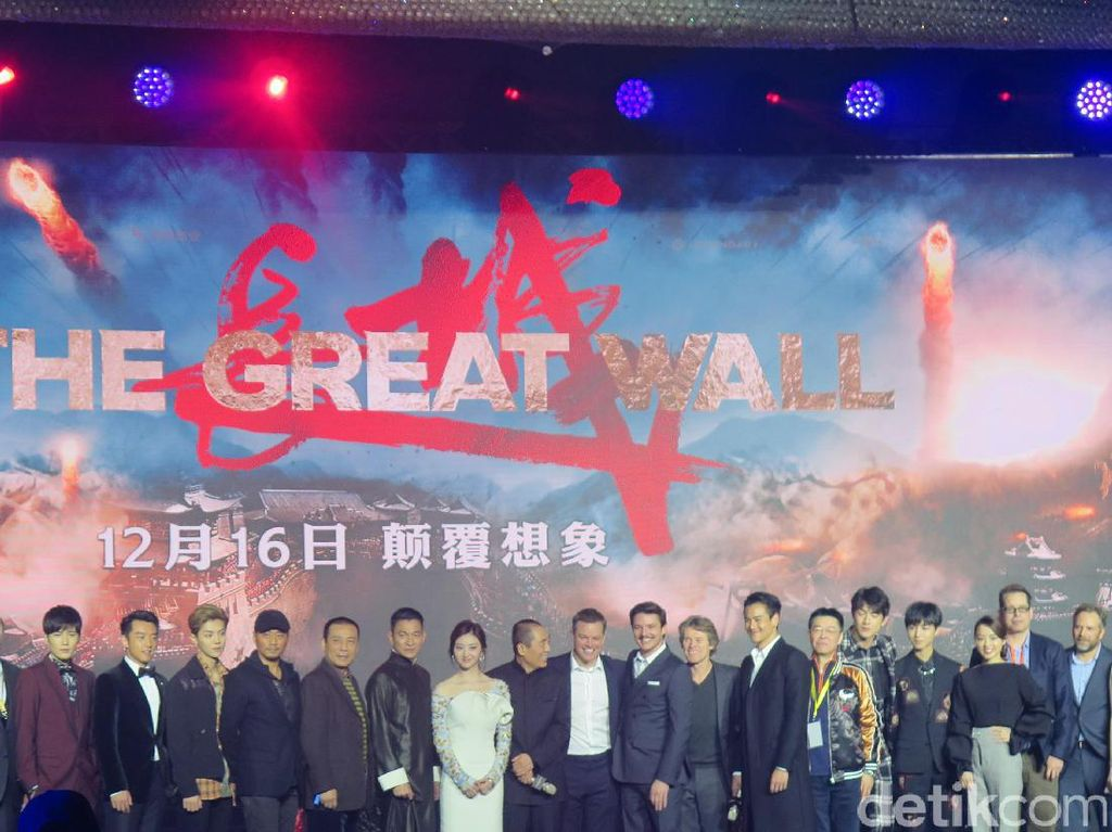 Cerita Unik Matt Damon Saat Syuting The Great Wall