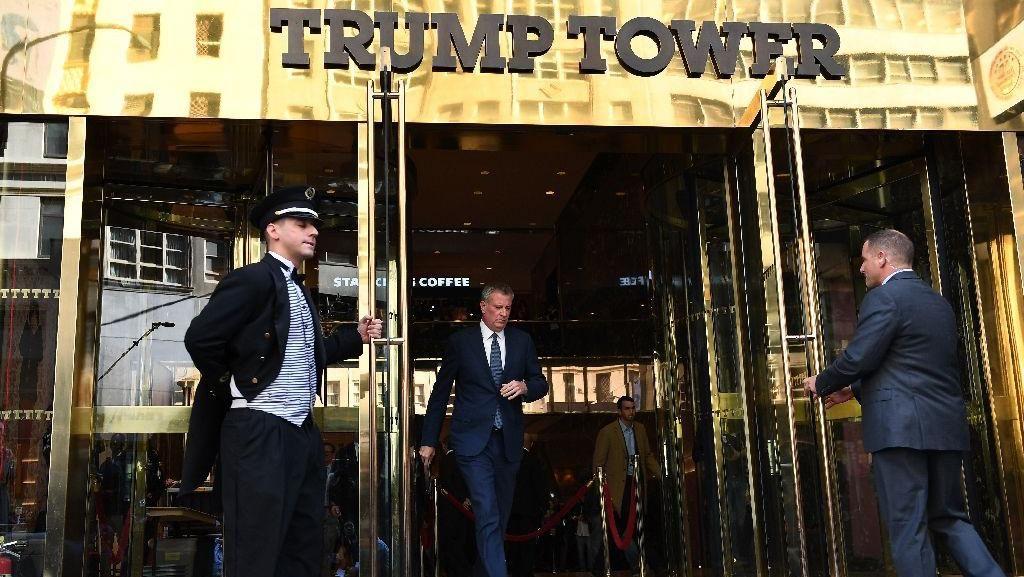 New York Minta Anggaran Dana Rp 467 Miliar untuk Pengamanan Donald Trump
