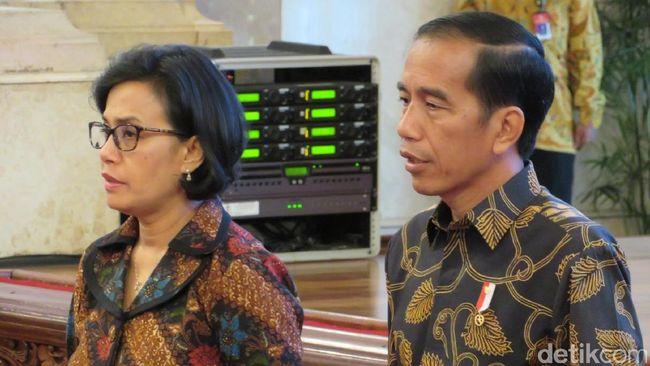 SPJ Sampai 44 Rangkap, Jokowi: Laporan Bertumpuk-tumpuk Tapi Korupsi Banyak