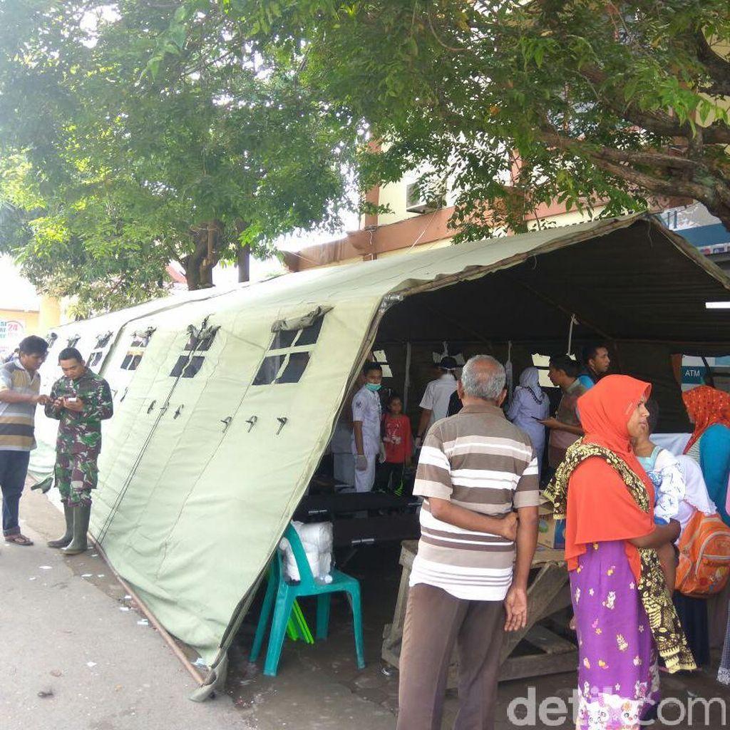 Gempa Susulan 5,0 SR Guncang Aceh,  Warga Pidie Jaya Berhamburan Keluar Rumah