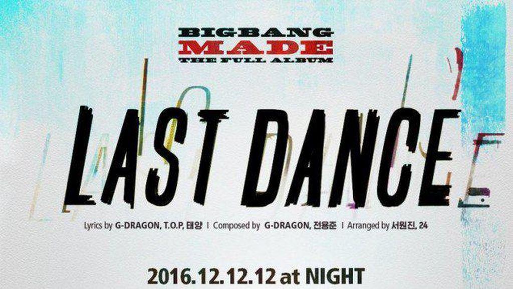 Big Bang Rilis Title Track Kedua MADE