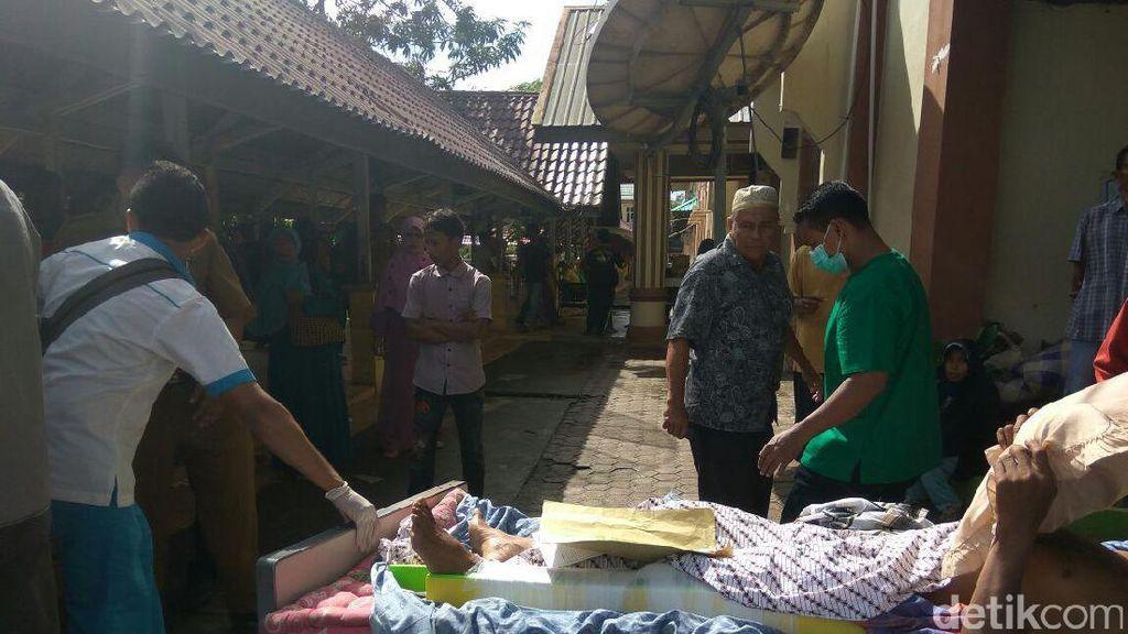 Ini Data Sementara Korban Tewas Akibat Gempa Aceh