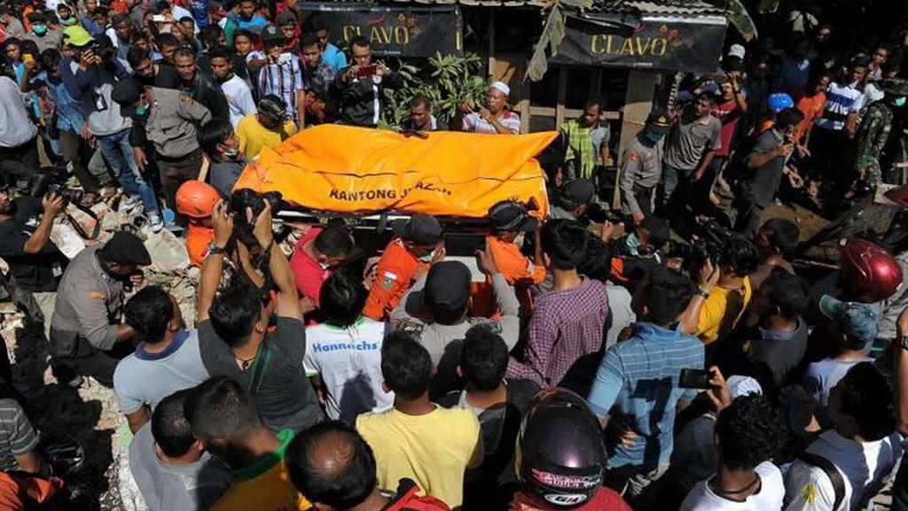 Kemensos Kucurkan Bantuan Hingga Rp 2 M untuk Korban Gempa Aceh