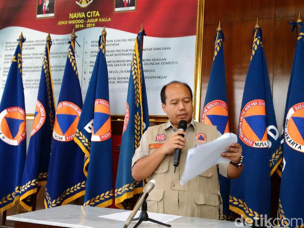 BNPB: 2 Orang Tewas dan 7 Luka Akibat Gempa Tasikmalaya