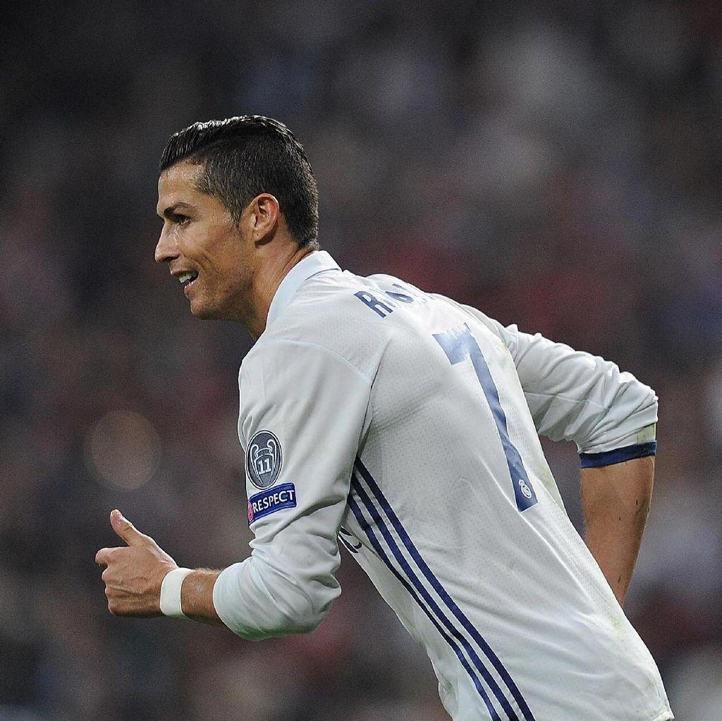 Setelah Dua Tahun, Ronaldo Berpeluang Tampil Lagi di Copa del Rey