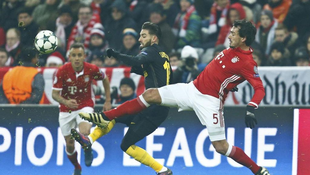 Redam Atletico, Bayern Bisa Lebih Percaya Diri