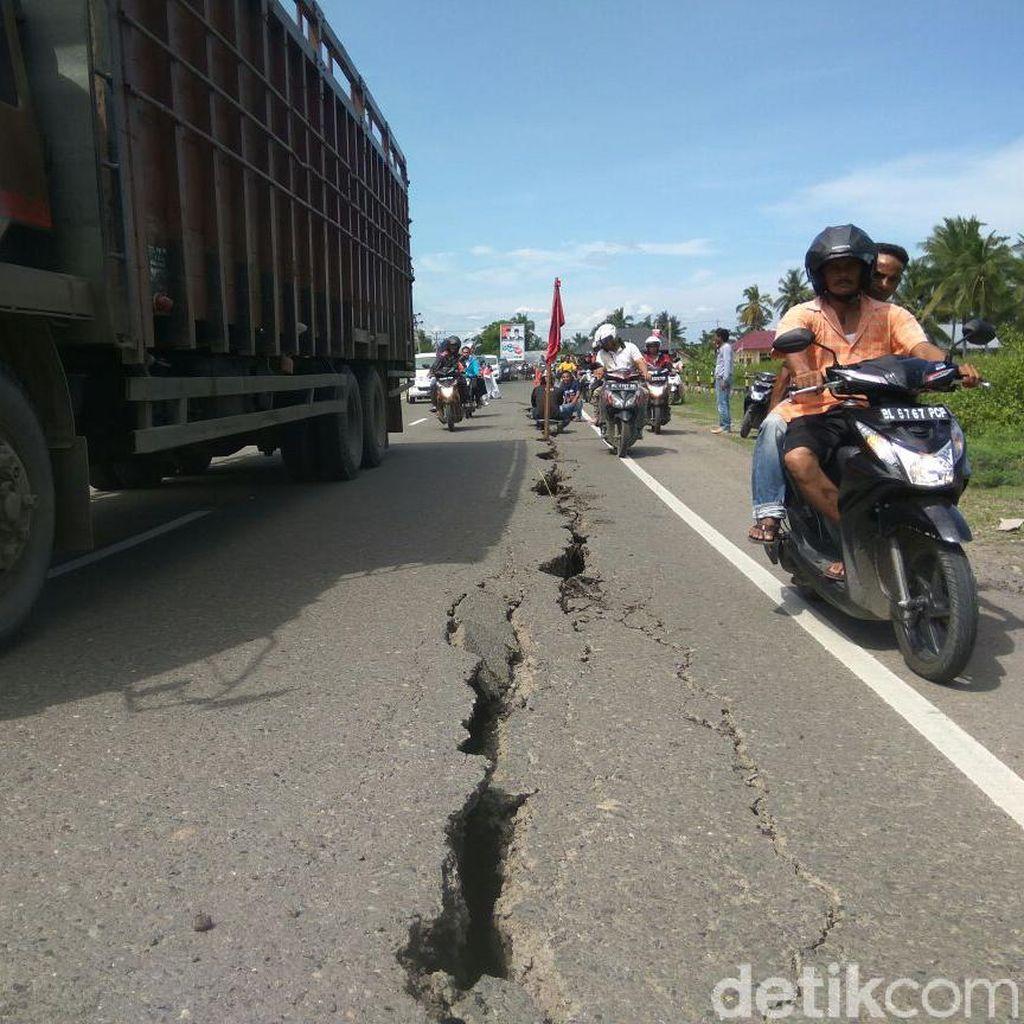 BNPB Pastikan Tidak Ada Daerah Terisolir Akibat Gempa Aceh