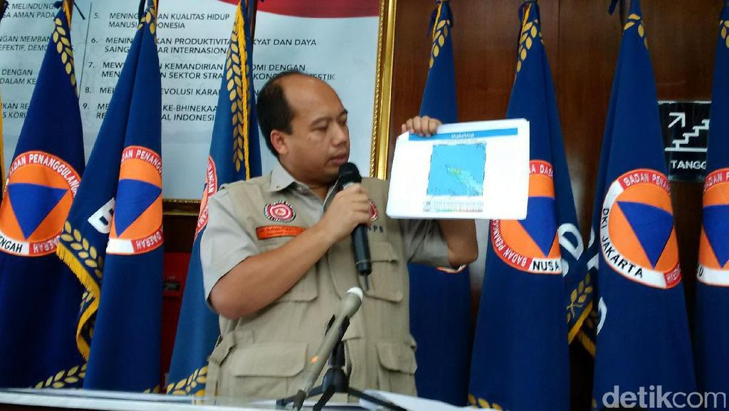BNPB: Korban Meninggal Gempa Aceh Naik Jadi 53 Orang, 73 Luka Berat