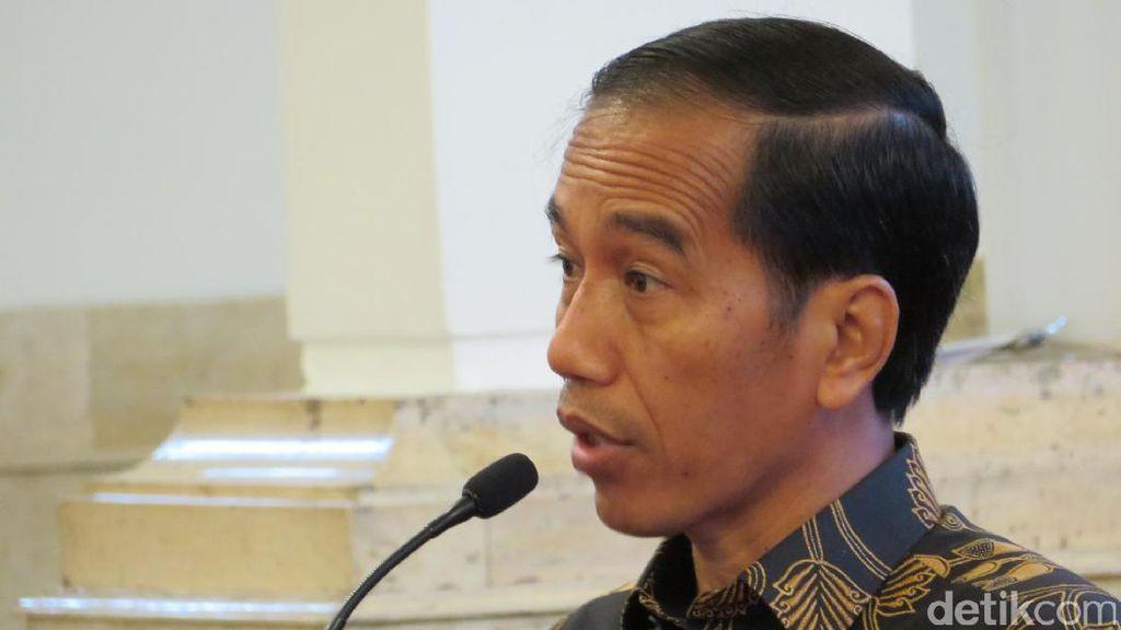 Jokowi Tegaskan Birokrasi Harus Lebih Efisien di 2017