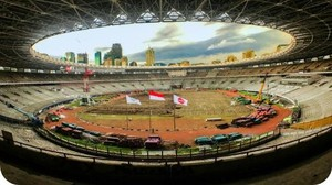 Sudah Sampai Manakah Proses Renovasi GBK untuk Asian Games 2018?