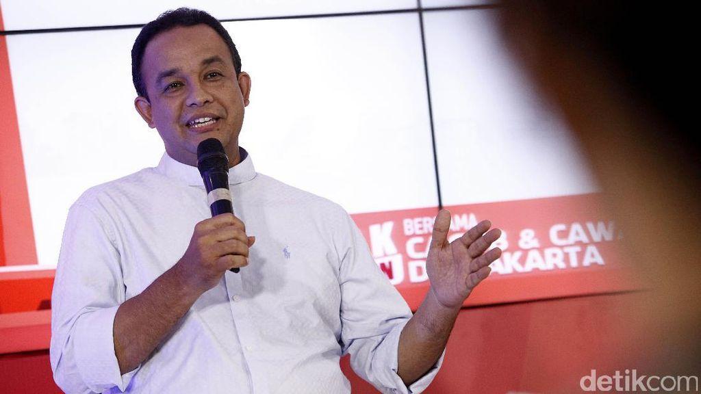 Kurangi Antrean Pasien di DKI, Anies Akan Fokus Pembinaan Kesehatan Warga