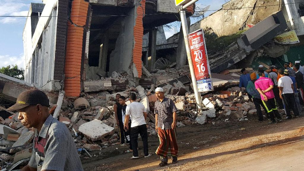 Trauma Tsunami, Warga Pidie Jaya Langsung Cari Tempat Tinggi Saat Gempa