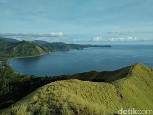 Ini Spot Sunrise Terbaik di Sulawesi Tengah