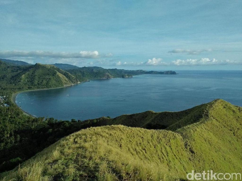 Liburan Akhir Tahun, Ayo Bertualang ke Pulau Dua di Banggai