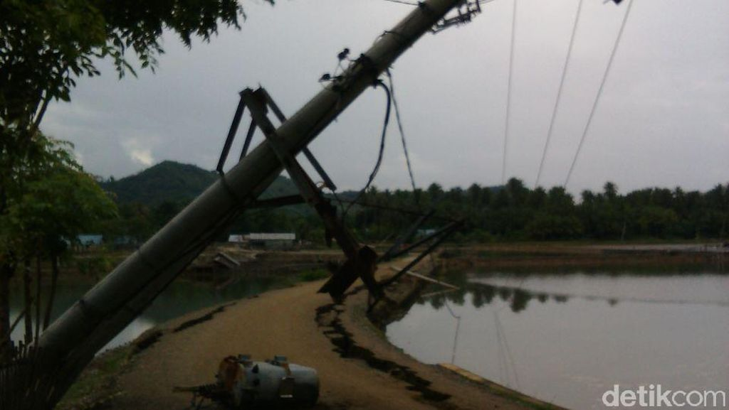 40.000 Pelanggan PLN di Aceh Terkena Pemadaman Akibat Gempa